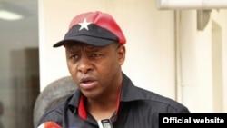 Angola, Norberto Garcia, Secretário Provincial para Informação e Propaganda MPLA, em Luanda