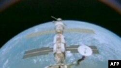 Российский космический корабль вышел на орбиту