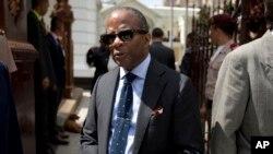 Todd Robinson, encargado de negocios de EE.UU. en Caracas.