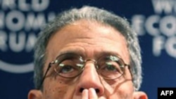 Генеральный секретарь Лиги арабских государств Амр Мусса