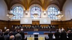 ICJ မွာျမန္မာအတြက္ပါေမာကၡ Scahbas အက်ဳိးေဆာင္မယ့္အေပၚ လူ႔အခြင့္အေရးလႈပ္ရွားသူမ်ား စိတ္ပ်က္