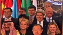 Конференция по Сирии: ожидания невысоки
