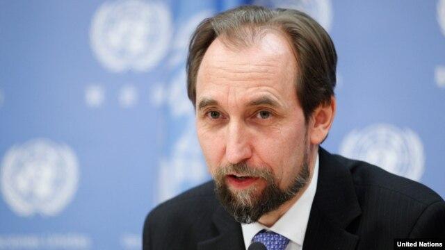 FILE - Prince Zeid Ra'ad Zeid al-Hussein (UN Photo/Paulo Filgueiras)