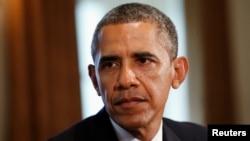 Tổng thống Hoa Kỳ Barack Obama đang xem xét tới điều mà ông gọi là 'một hành động có giới hạn, thu hẹp' đối với Syria