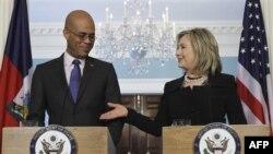 Հայիթիի ապագա նախագահը հանդիպումներ է անցկացնում Վաշինգտոնում