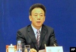 四川省副省长魏宏
