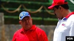 Chávez regresó el pasado viernes 23 de septiembre a Caracas, tras su cuarto y último tratamiento contra el cáncer en Cuba.