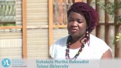 Sizhakele Martha Mukwedini (Shona)