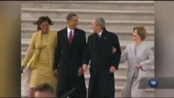 Як відбувається передача президентської влади в США. Відео