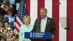 Tim Kaine, candidato a vice-presidente pelos democratas