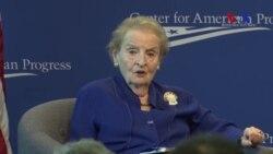 Madeleine Albright: 'Türkiye'nin Attığı Adımlar Sorunlu'