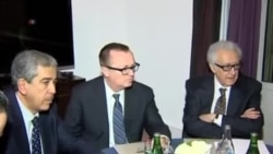 敘利亞政府和反對派首次舉行面對面會談