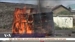 Tension à Goma après la mort d'un jeune manifestant tué par la police