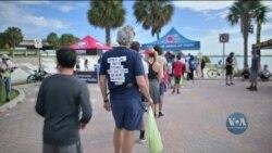 Екологія: У Маямі волонтери чистять пляжі від бруду. Відео