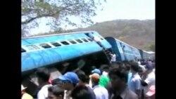 INDIA TRAIN VO