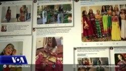 Gratë afgane protestojnë online kundër kodit të ri të veshjes