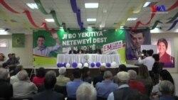 HDP Manifestosunu Açıkladı