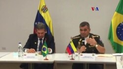 Gobierno venezolano pide ayuda a Brasil