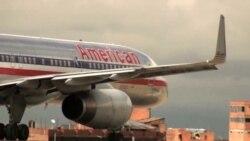 American Airlines reduce frecuencia a Venezuela