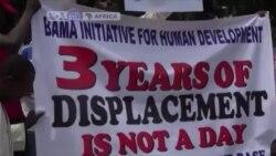 Abanyanijeriya Bateshejwe Ibyabo na Boko Haram, Baramagana Imibereho Mibi mu Nkambi