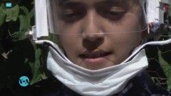 Un Marocain de 12 ans invente un masque anti-covid intelligent