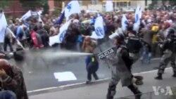 Obračun policije i bivših boraca u Sarajevu