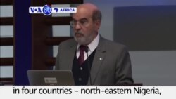 VOA60 Africa - UN says the world is facing one of the largest food crises in decades