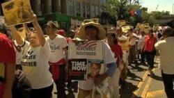 Marcha por la reforma inmigratoria
