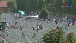 Srebrenitza Kurbanları Bir Kez Daha Anıldı