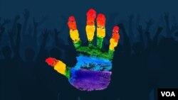 پوستر ۱۷ ماه مه روز جهانی مقابله با دگرباشهراسی در سرتاسر جهان