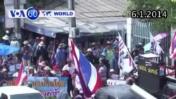 Nông dân Thái biểu tình vì bị mất trợ cấp (VOA60)