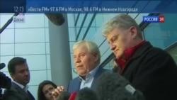 老斯諾登抵達俄羅斯