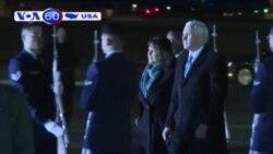 Phó TT Pence có khả năng gặp quan chức Bắc Triều Tiên