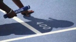 Rio 2016 - US Women's 4x100 Relay
