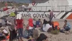 ده ها پناهجو در دریای مدیترانه جان باختند