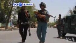 VOA60 DUNIYA: Mayakan Taliban Sun Kai Hari Wata Kotu Dake Ghazni