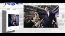 Kết quả bầu cử sơ bộ: Ted Cruz thắng, Clinton-Sanders ngang ngửa (VOA60)
