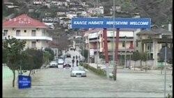 Ndikimi i përmbytjeve në segmentet rrugore