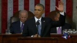 时事大家谈:奥巴马:危机阴影已经过去 美国历史翻开新页