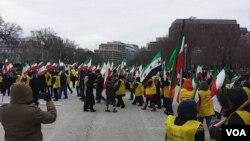 Іранські протестувальники