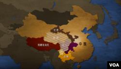"""今天的 """"周边四省藏区"""""""