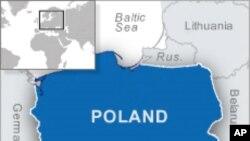 پولینڈ میں ٹریفک حادثہ، 17 ہلاک