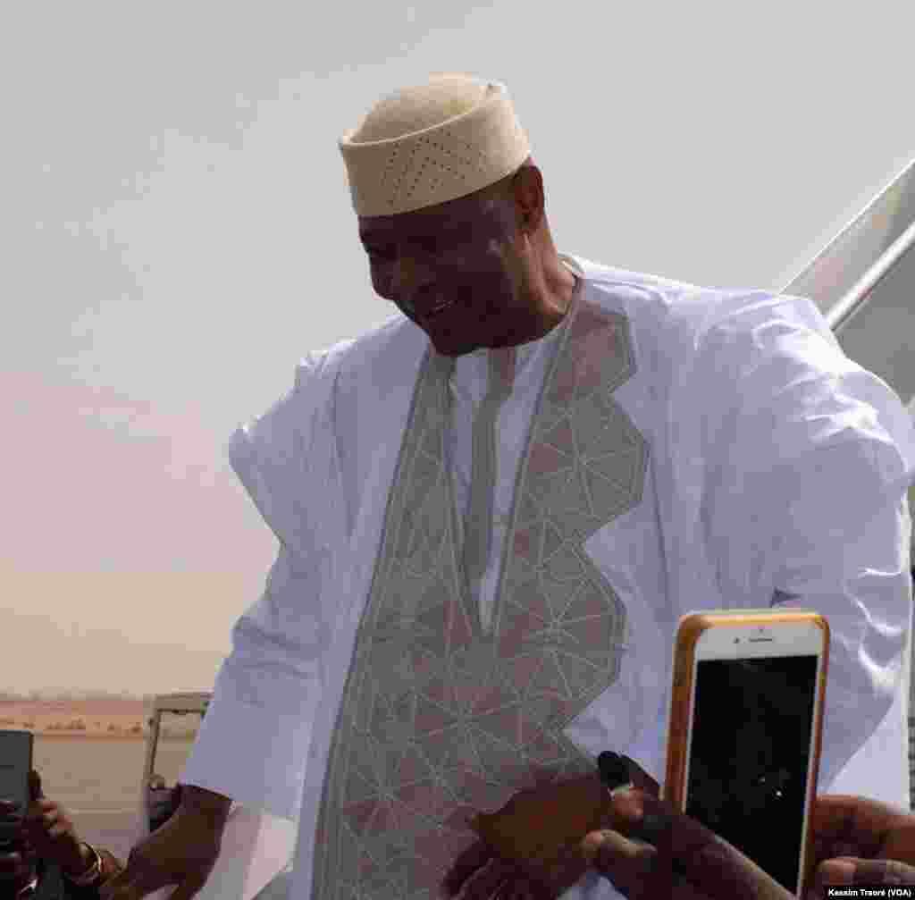 Mali kuntigi kôrô, ATT naana Bamako, dimanchi lo, decemburu kalo 24, 2017
