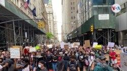 En Fotos: Nueva York vive su sexta jornada de protestas