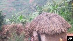 Inzu Nyakatsi mu Rwanda