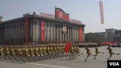 Пхеньян, Северная Корея.