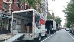 新冠迫使纽约客外流 空置公寓创十年新高