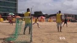 Recife, Brazil - the World Cup's Calmer Side