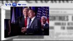 Ông Trump yêu cầu ủng hộ viên 'ngưng quấy rối' (VOA60)