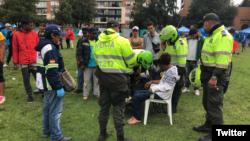 Uno de los poblemas en el informe de Amnistía Internacional de 2019 es la crisis en Venezuela y el trato que se ha dado a los refugiados venezonanos en otros países de América Latina.